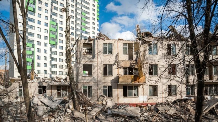 Тысячи москвичей в этом году переедут в новое жилье в рамках реновации