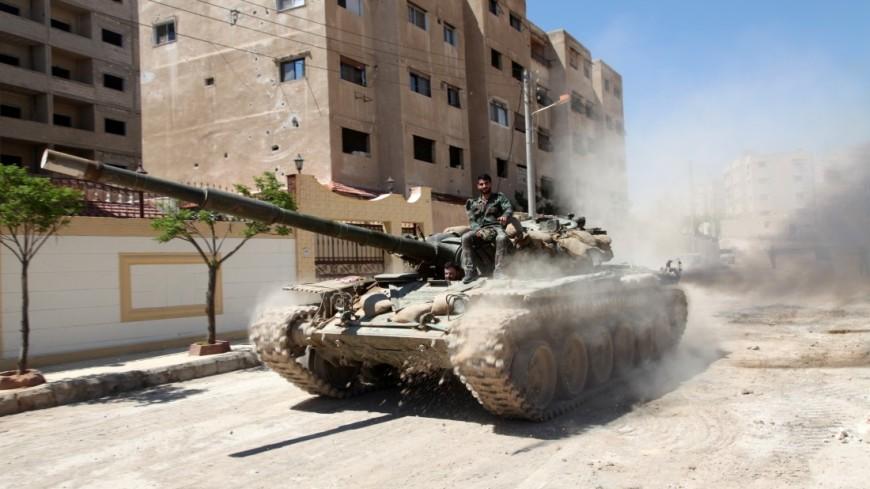 Гость про Сирию
