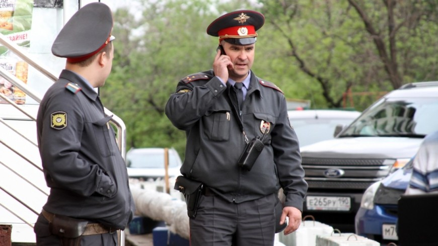 Московские полицейские будут передвигаться на электромотоциклах