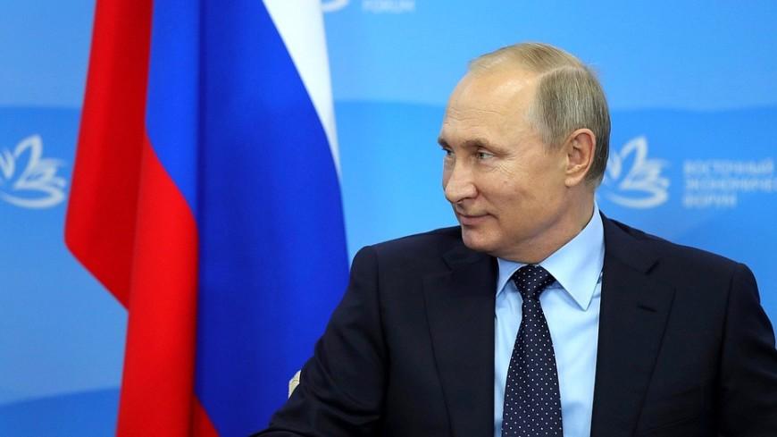 Путин наградил вице-премьера Госсовета КНР Орденом Дружбы