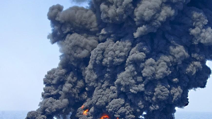ВСША накрупнейшей вмире военной базе произошел взрыв