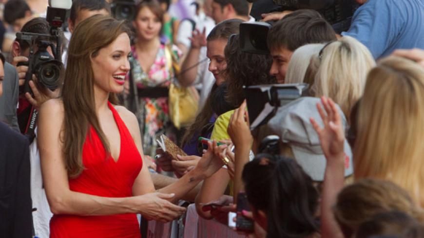 Анджелина Джоли назвала свою новую роль в кино