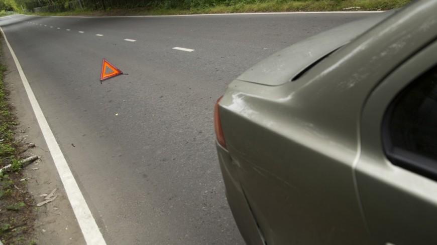 В ДТП в Курской области пострадали семь человек