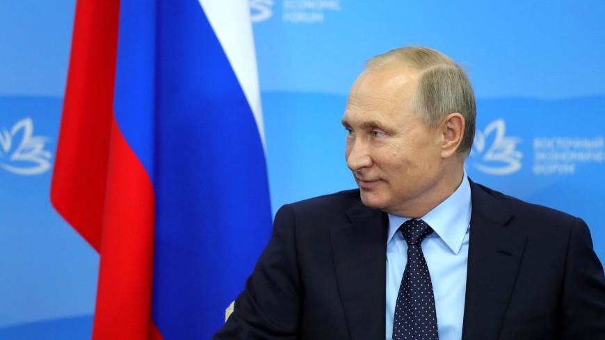 Путина пригласили в Южную Корею на зимнюю Олимпиаду-2018
