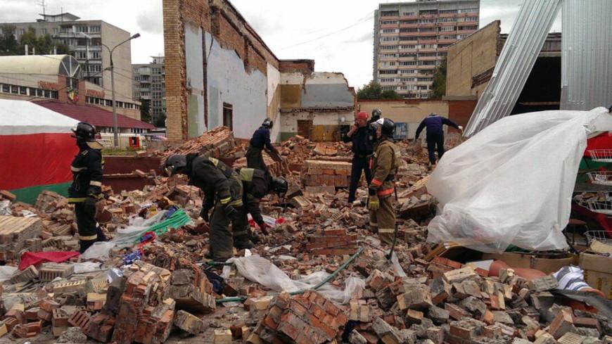 Частично обрушившийся кинотеатр в Балашихе полностью снесут