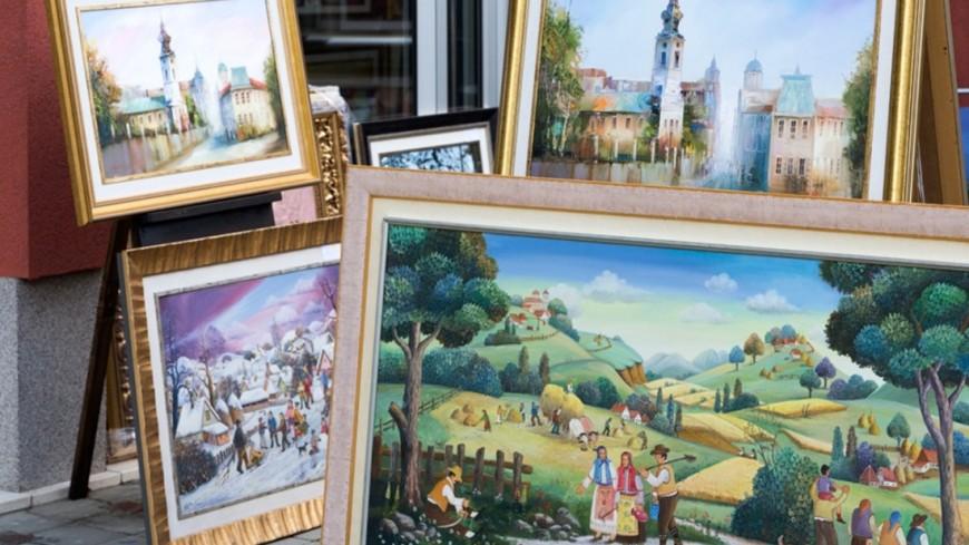 ВоФранции украли картину Ренуара, выставленную нааукцион