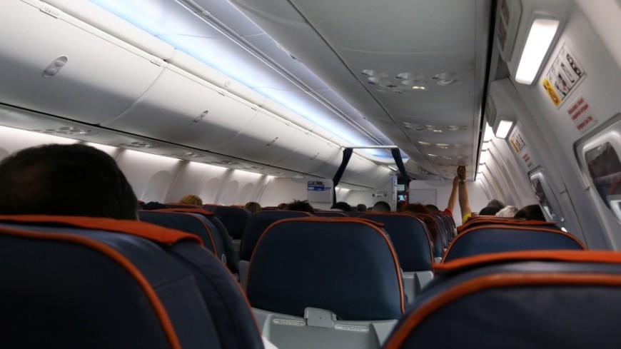 Двое пассажиров рейса Симферополь-Москва устроили дебош наборту