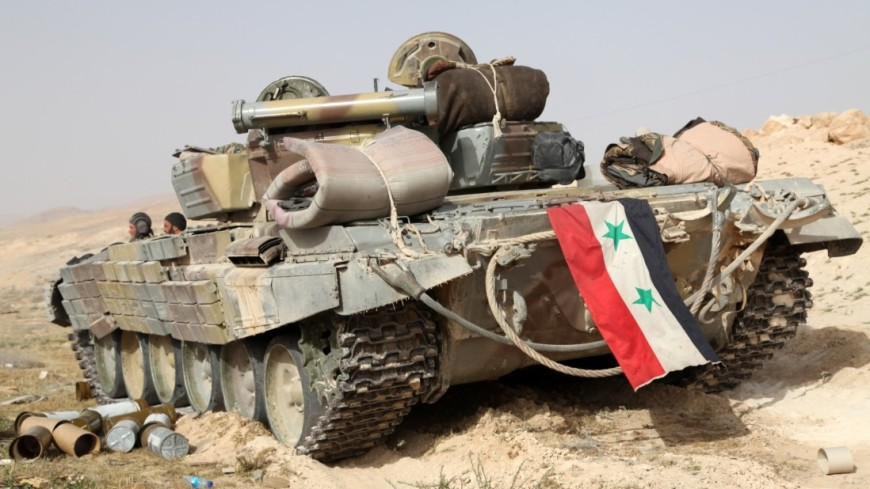 Русские саперы начали разминировать сирийский Дейр-эз-Зор