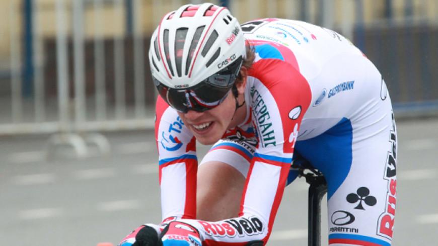 Велогонщик Закарин взял бронзу в общем зачете «Вуэльты»