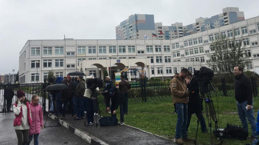 СМИ: Подросток в Ивантеевке открыл стрельбу после конфликта с педагогом
