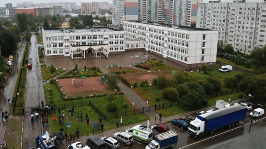 Стрельба в подмосковной школе: раненую учителя лечат в Москве