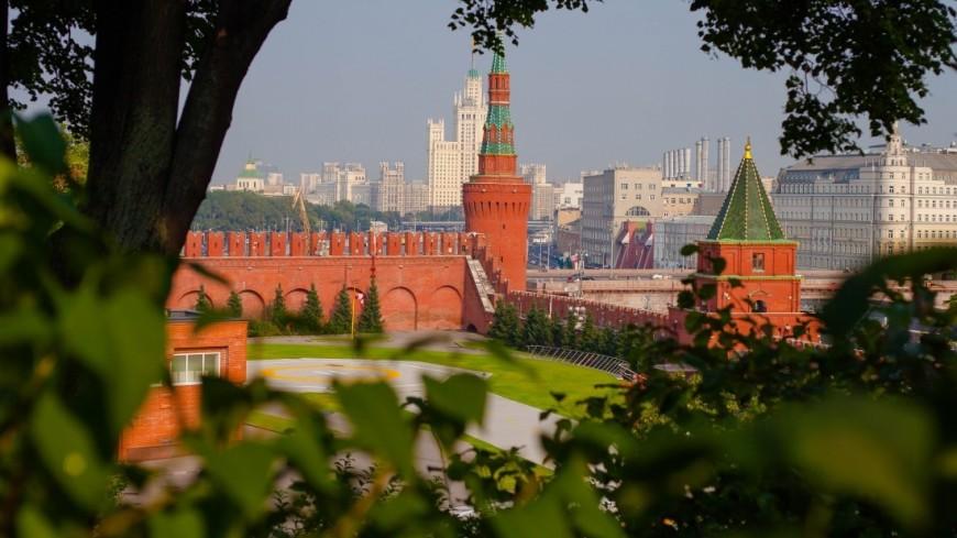 Для Москвы разработают туристический логотип