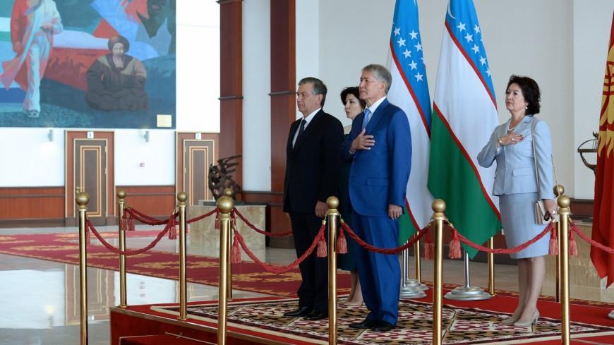 Кыргызстан и Узбекистан подписали договор о линии госграницы