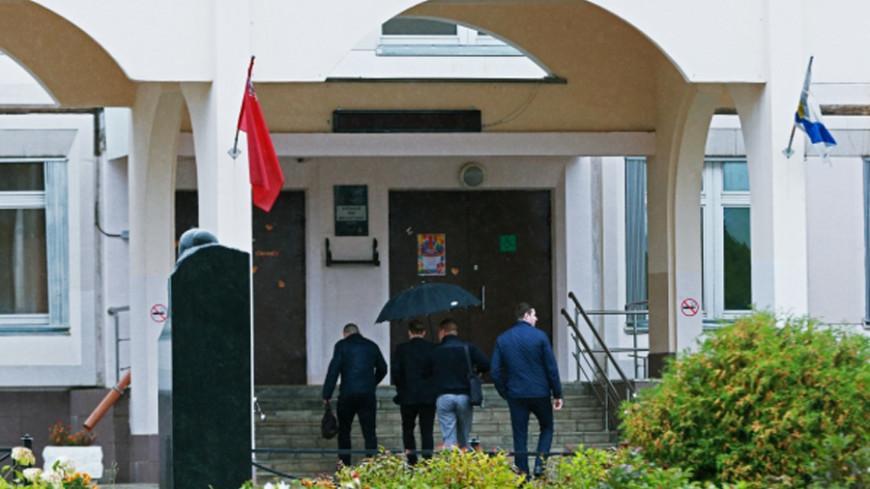 Охранник школы вИвантеевке неимел права заниматься охранной деятельностью