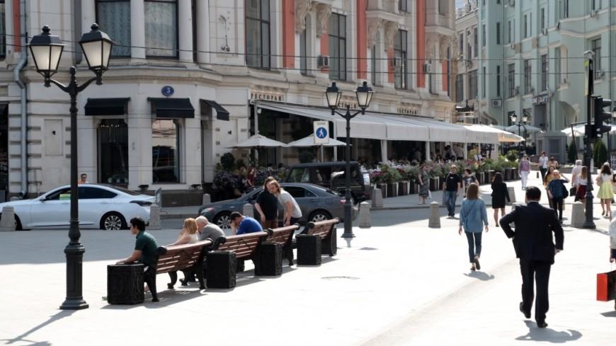 Биржевая площадь вцентре столицы будет пешеходной с23сентября