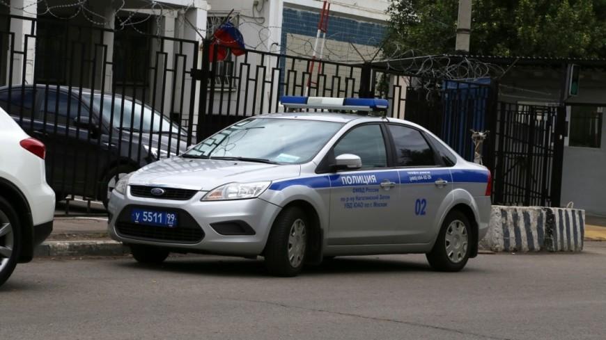 Милиция работает наместе попытки похищения банкомата наюго-востоке столицы