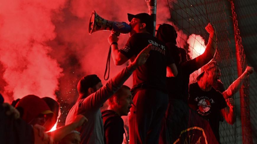 УЕФА может оштрафовать «Спартак» за поведение фанатов