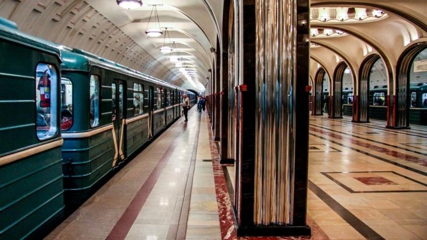 Еще два поезда обновленного поколения «Москва» запустили встоличном метро