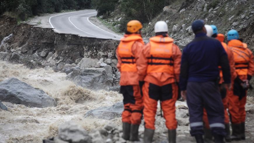 Свыше 700 человек вывезли из Кабардино-Балкарии после схода селя