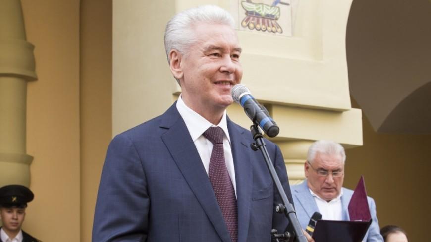 Сергей Собянин ответит навопросы жителей столицы впрямом эфире