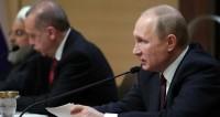 Путин: Сирии реально помогают только Россия, Турция и Иран