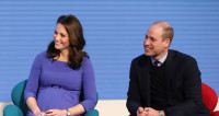 Названо имя новорожденного сына принца Уильяма и Кейт