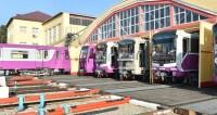 «Москва» в бакинском метро: Алиев оценил новые поезда из России