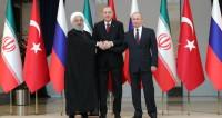 Повесткой второго раунда трехстороннего саммита в Анкаре стала Сирия