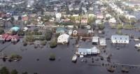 """Фото: """"Сайт президента РФ"""":http://kremlin.ru/, разлив реки, паводки, затоп, потоп, дожди, дождь"""