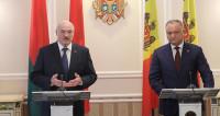 Лукашенко пообещал подготовить специалистов для Молдовы