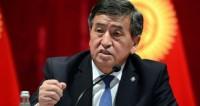 Жээнбеков поставил шесть задач для светлого будущего Кыргызстана