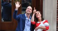 Разгадана тайна имени новорожденного сына Кейт Миддлтон