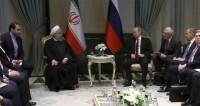 Путин и Роухани обсудили в Анкаре сирийскую проблему