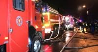 В Батуми сгорели три жилых дома