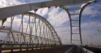 Движение по Крымскому мосту запустят во второй половине мая