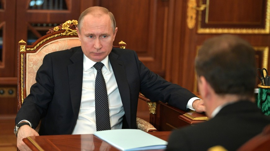 Не на 100%: Путин поручил разобраться с выполнением «майских указов»