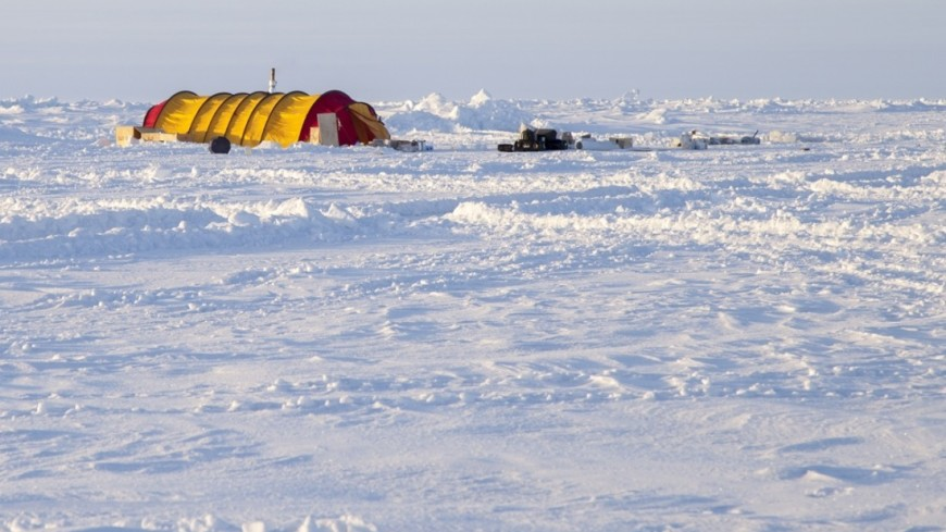 Войска Росгвардии впервые проводят масштабные учения в Арктике