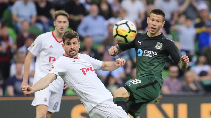 Смолов оформил дубль и принес «Краснодару» победу над «Локомотивом»