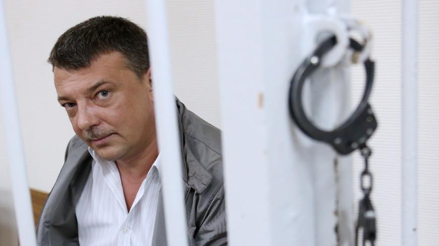 Полковника СКР Максименко приговорили к 13 годам строгого режима
