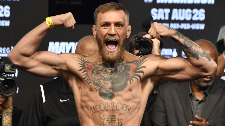 Макгрегору запретили посещать турниры UFC