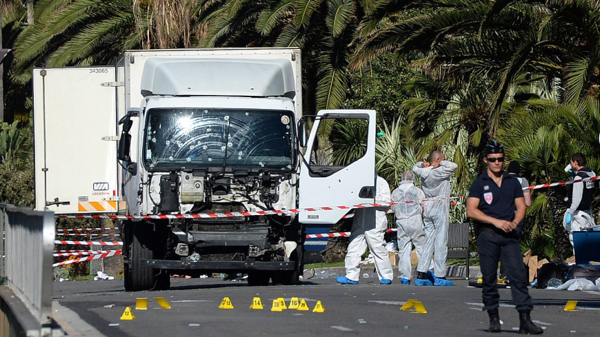 Колесница смерти: последние громкие теракты с автомобилями на Западе