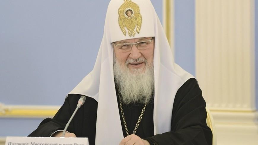 Патриарх Кирилл поздравил с Пасхой находящихся в Сирии военных