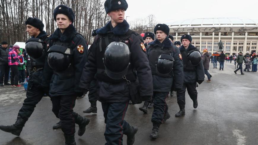 В городах проведения ЧМ-2018 создадут туристическую полицию