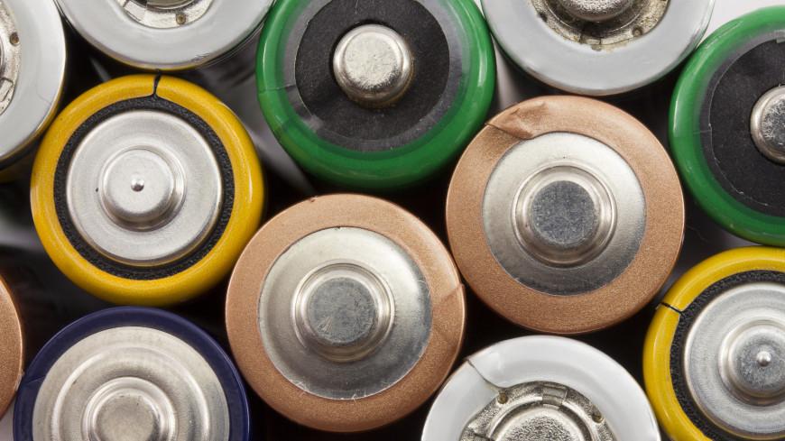 Российские химики нашли способ повысить емкость батареек в 1,5 раза