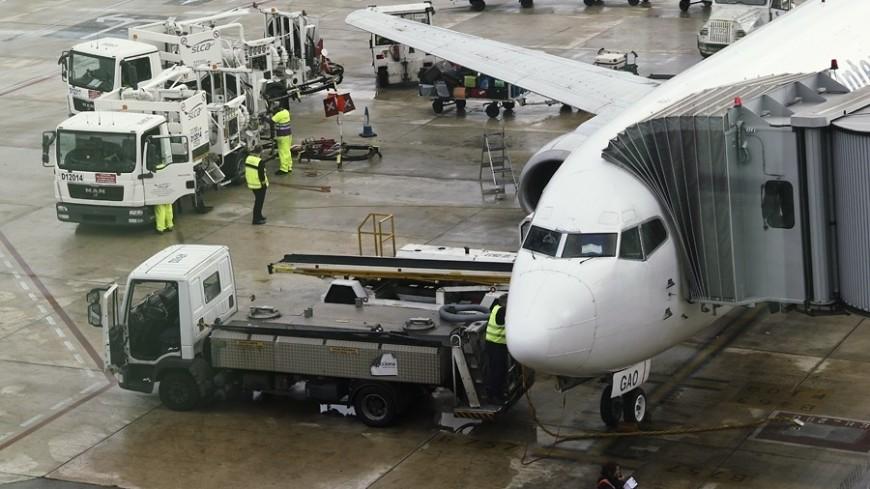 """© Фото: Евгений Жуков / """"«МИР 24»"""":http://mir24.tv/, аэропорт, самолет"""