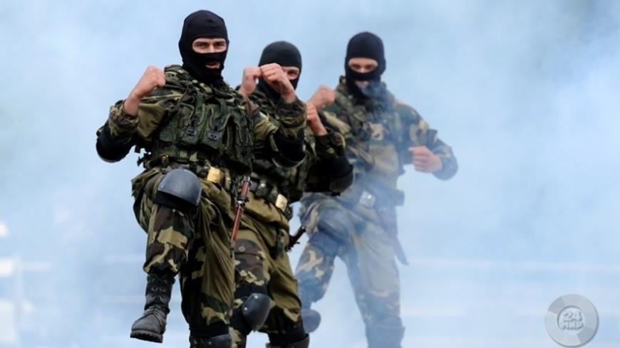 Чемпионат дружественных армий СНГ открылся в Москве