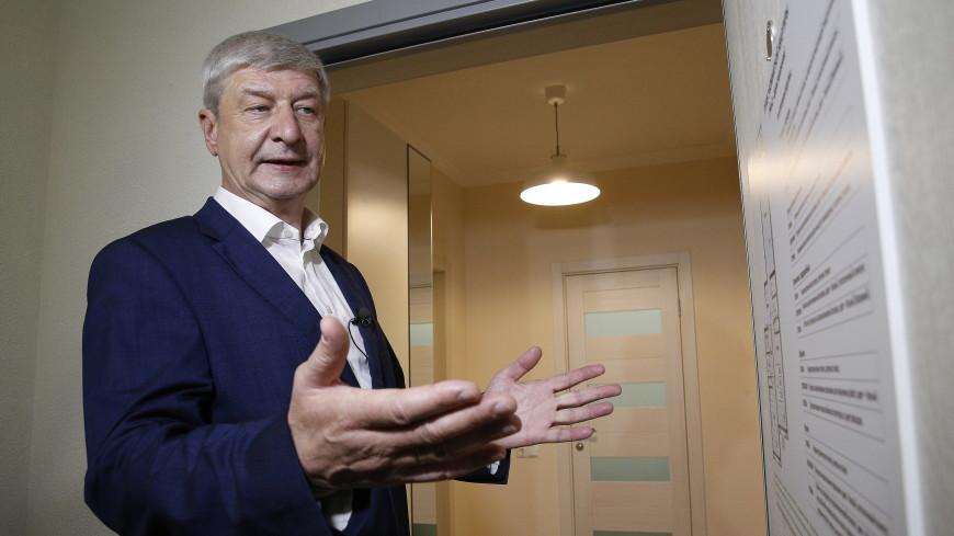 В Москве подготовлен проект требований для домов по программе реновации