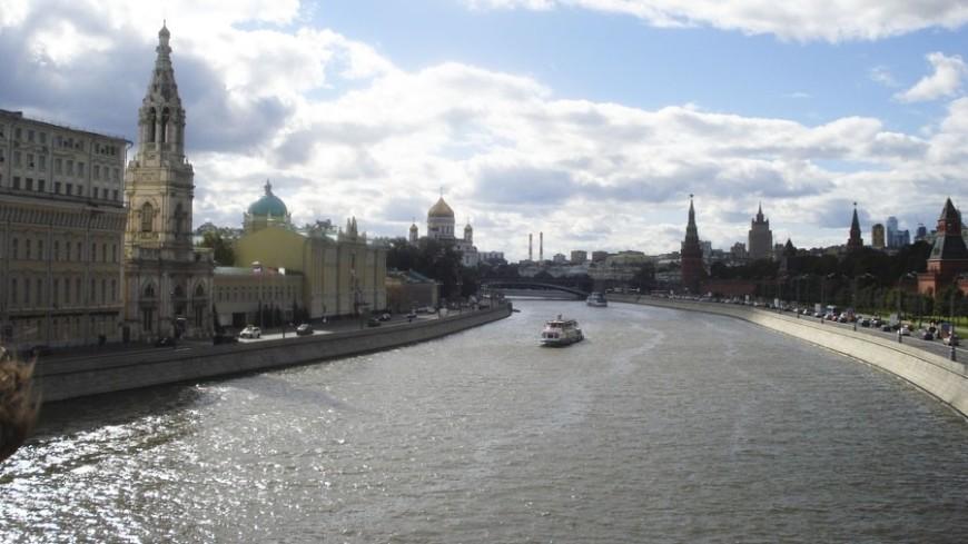 На страже экологии: как очищают воду в Москве-реке
