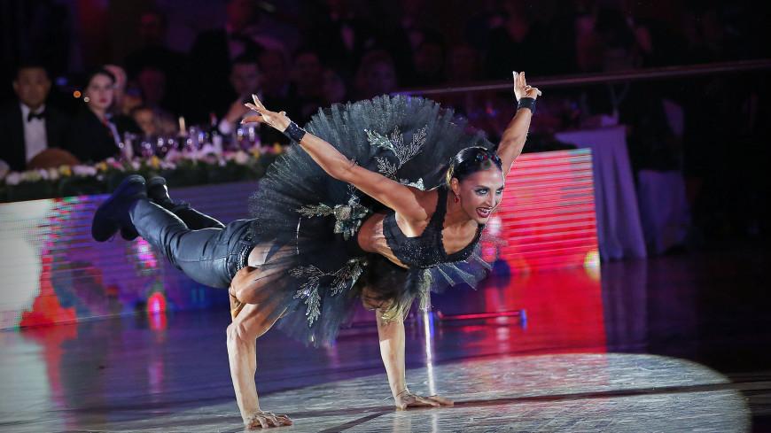 В Кремле состоялся Кубок мира по латиноамериканским танцам