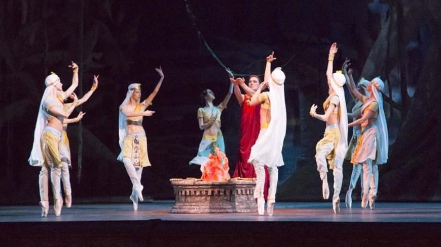 «Летние балетные сезоны» стартуют в РАМТ